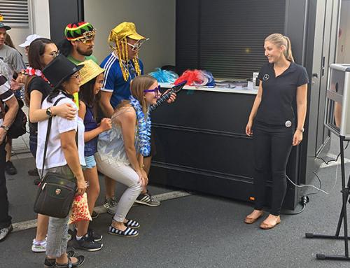 Promotion Aktion Schaeffler Mitarbeiterfest
